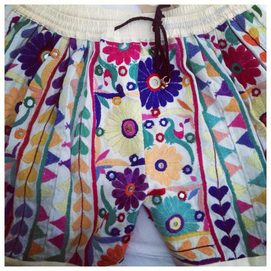 Mochi Shorts