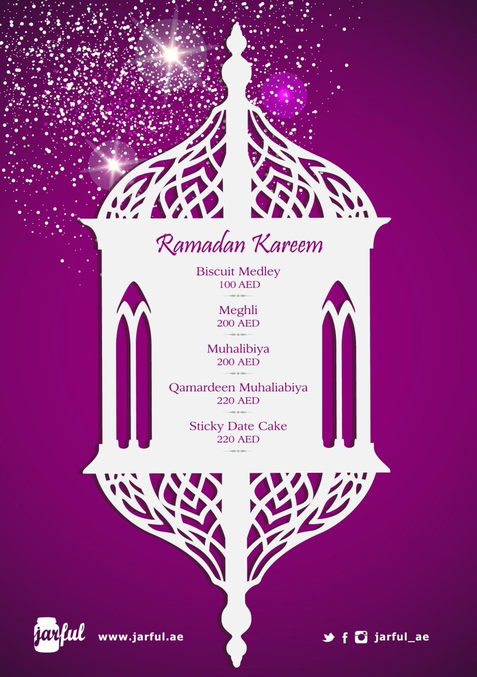Jarful Ramadan Offers