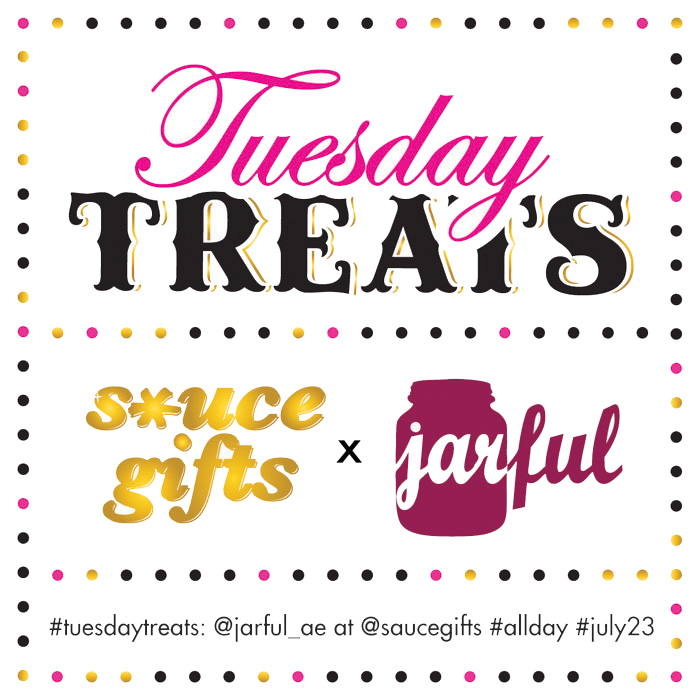 Tuesday Treats with Jarful