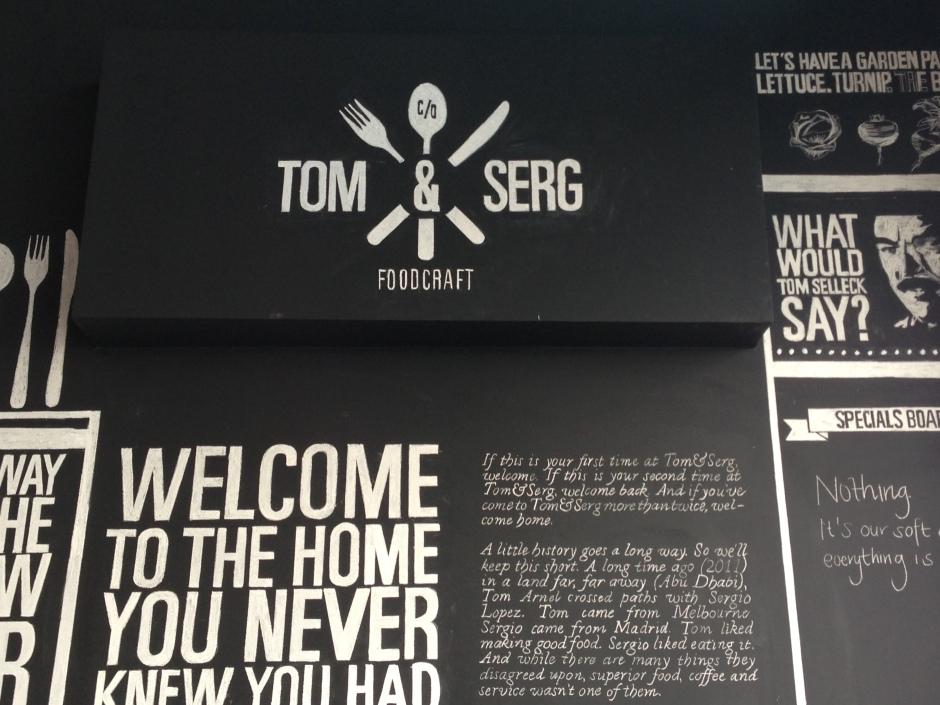 Tom & Serg