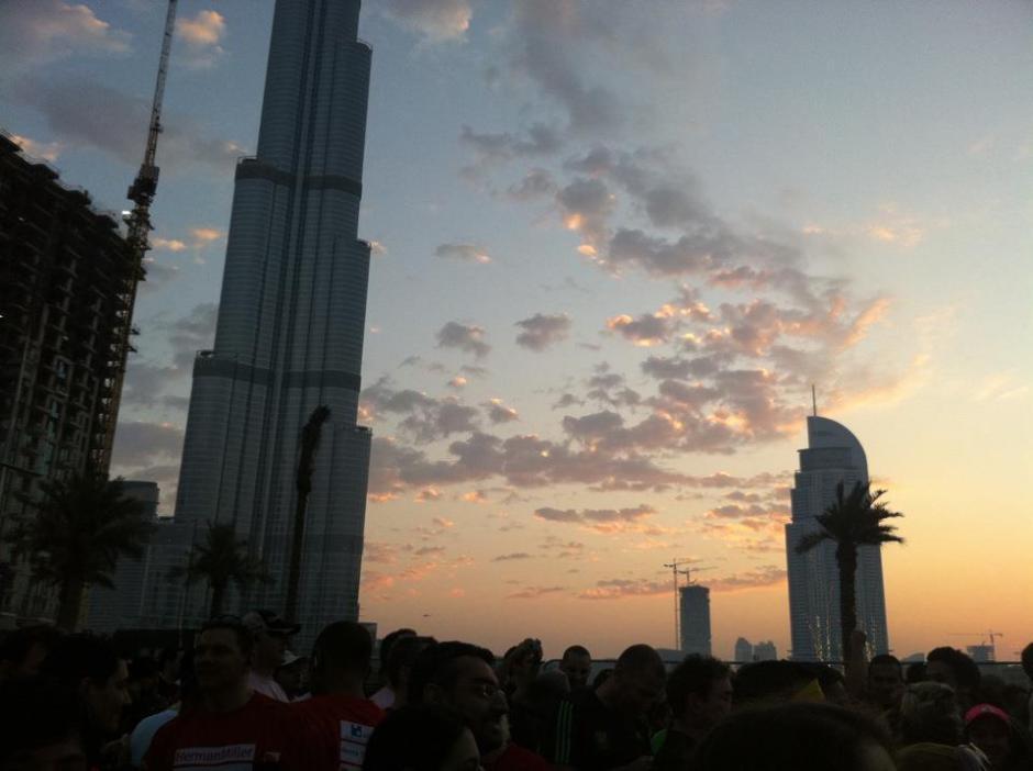Dubai Marathon 2