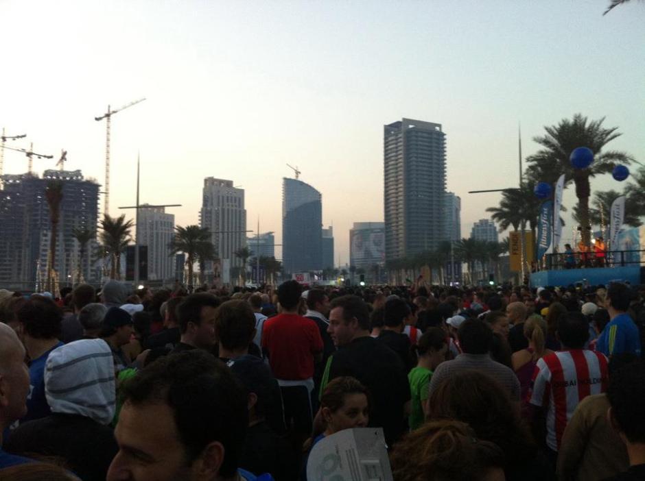 Dubai Marathon 3