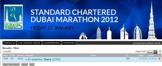 Dubai Marathon 4