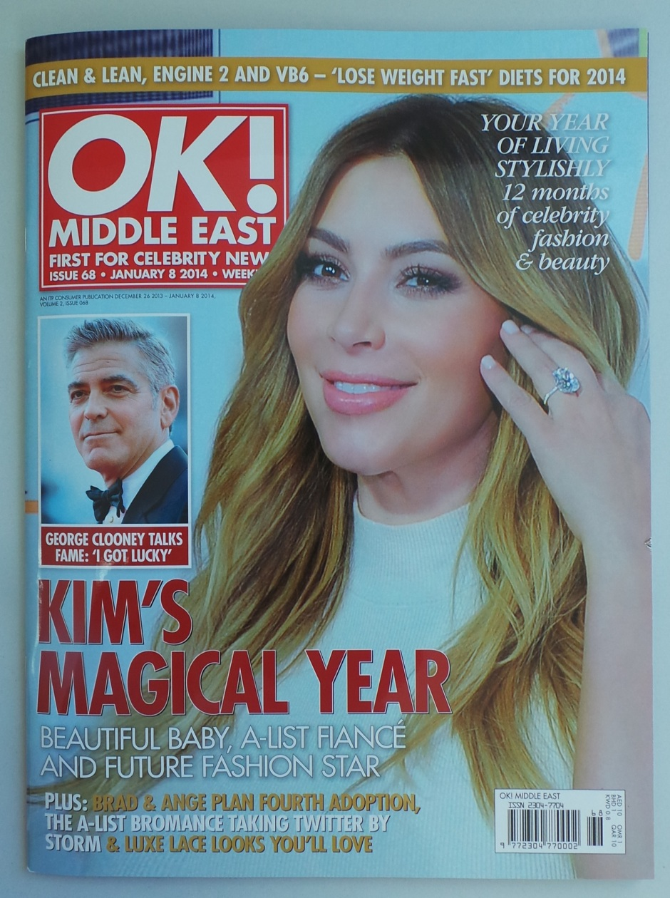 OK! Middle East Issue 68