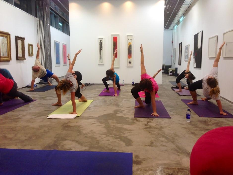 Urban Yoga 10