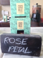 Rose Petal Chocolates