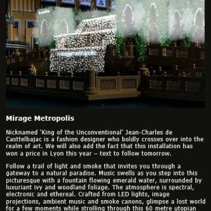 Mirage Metropolis