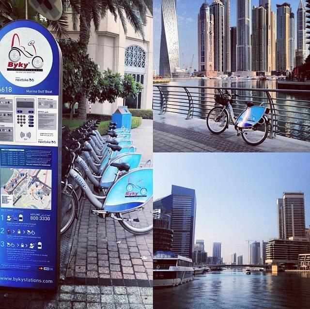 Byky - Dubai Marina