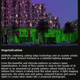 Vegetalization